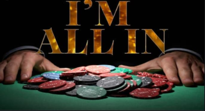 Luat all in trong Poker online